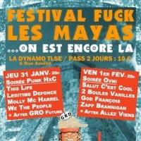 Fuck Les Mayas, on Est Encore La