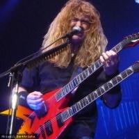 Megadeth en concert