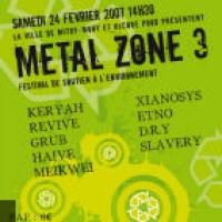 Festival Metal Zone 2007
