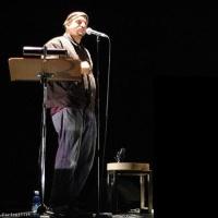 Mike Ladd en concert