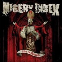 Misery Index en concert