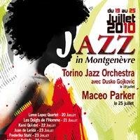 Jazz in Montgenevre
