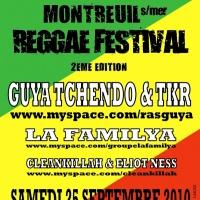 Reggae festival à Montreuil/Smer