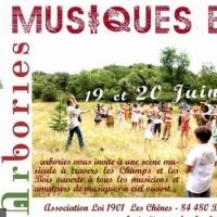 Musiques en forêt
