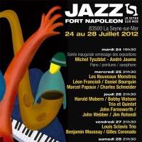 Festival de Jazz du Fort Napoléon