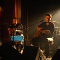 Nicholson en concert