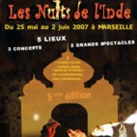 Les Nuits De L'inde 2007