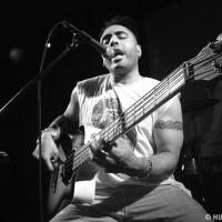 Omar en concert