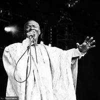 Omar Pène en concert