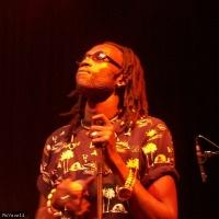 Oumar Kouyaté en concert