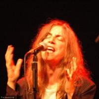 Patti Smith en concert