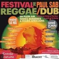 Festival reggae/dub de Paul Sab