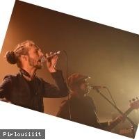 PinkNoColor en concert
