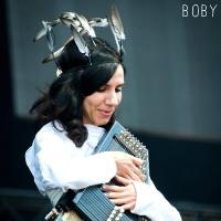 PJ Harvey en concert