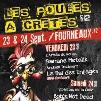 Festival des Poules à Crêtes