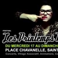 Festival Les Printemps Hurlants