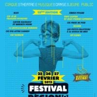 Festival Région en Scène