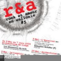 Festival Rock et Amour en Wallonie