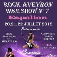 Rock Aveyron Bike Show