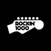 Rockin'1000 en concert