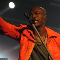 Seal en concert