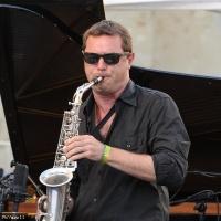 Sébastien Texier en concert