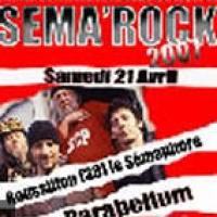 4ème édition du festival Séma'Rock