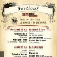 Festival le Sem'rock !