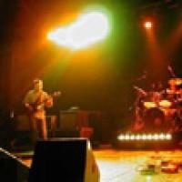 Shirka en concert