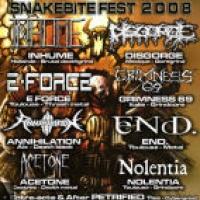 Snakebite Fest 2008