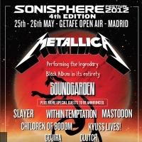 Sonisphere Festival Madrid