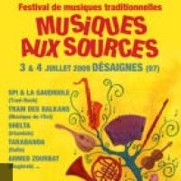 Festival Musiques Aux Sources