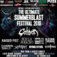 The Ultimate Summerblast Festival