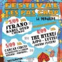 Festival T'es Pas Chap?