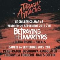 Thrash Attacks