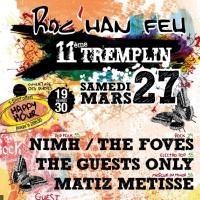 8ème Tremplin Roc'Han Feu