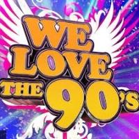 We Love The 90's en concert