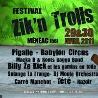 Festival Zik'n Trolls