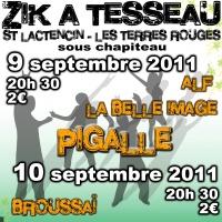 Festival Zik à Tesseau